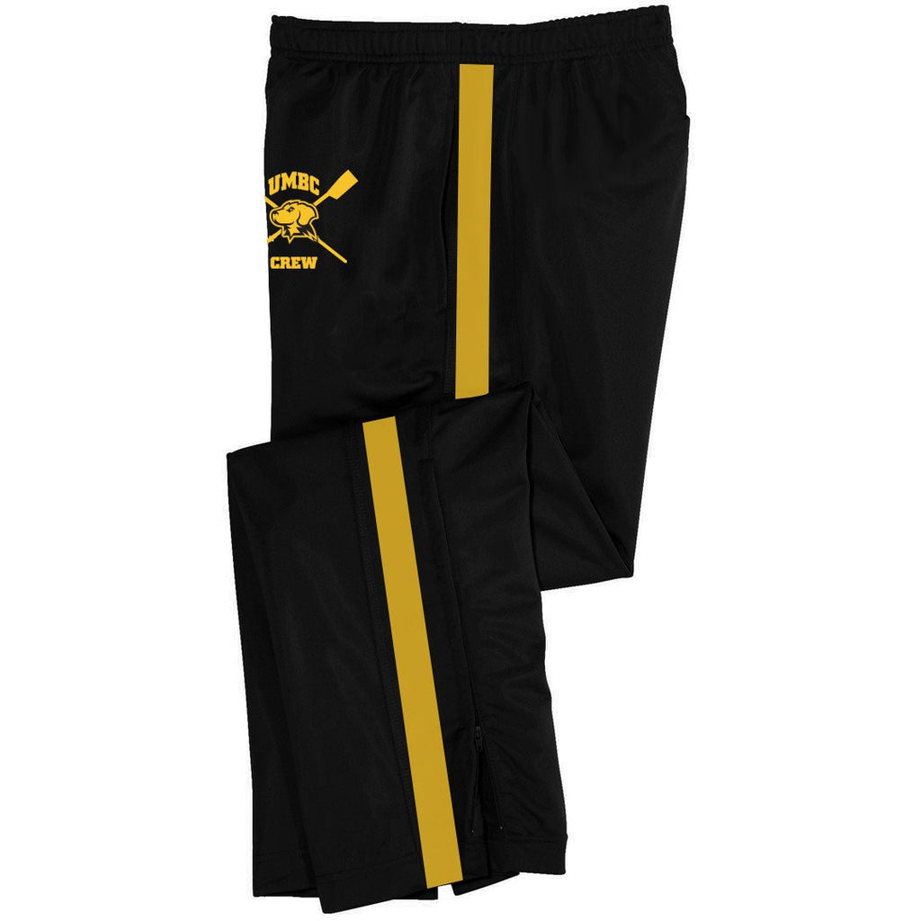 UMBC Crew Team Wind Pants