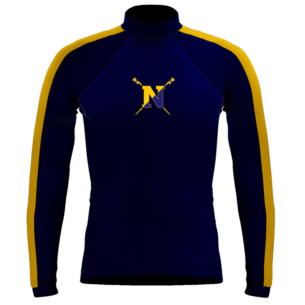 Long Sleeve Northampton Community Rowing Warm-Up Shirt