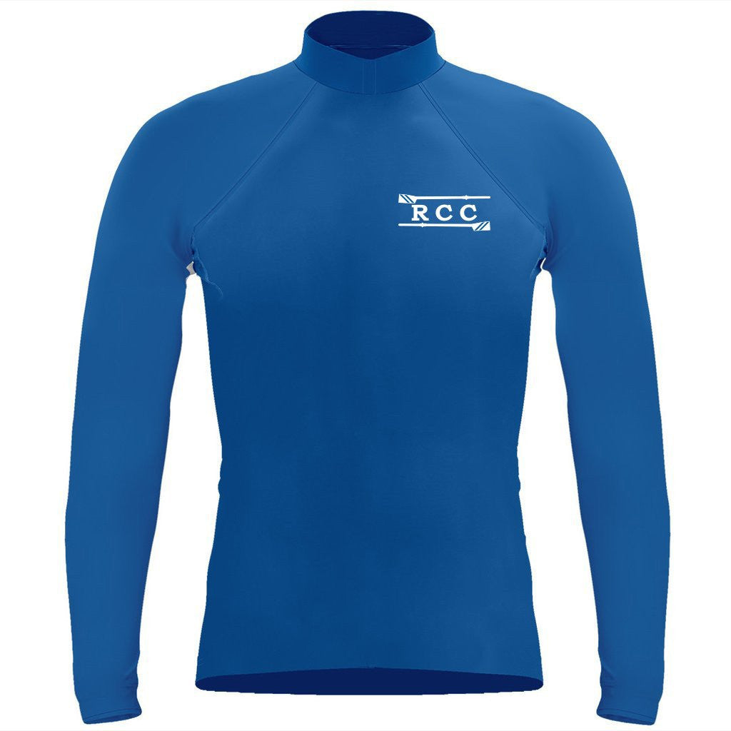 Long Sleeve River City Crew Warm-Up Shirt