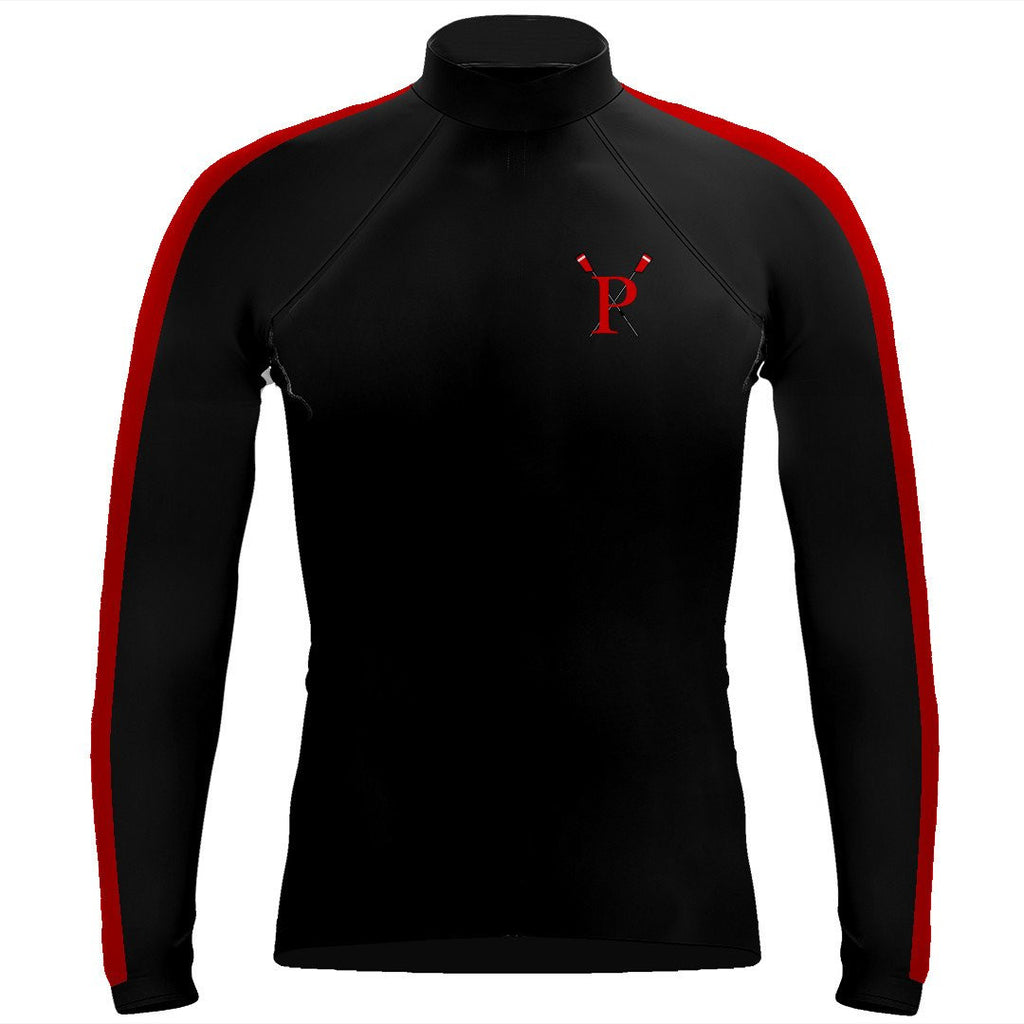 Long Sleeve Pacific Rowing Warm-Up Shirt