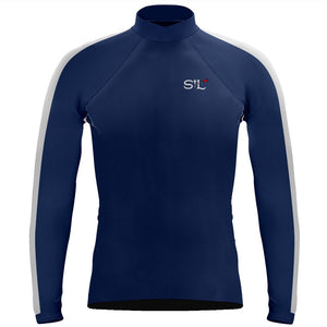 Long Sleeve St Louis Rowing Club Warm-Up Shirt
