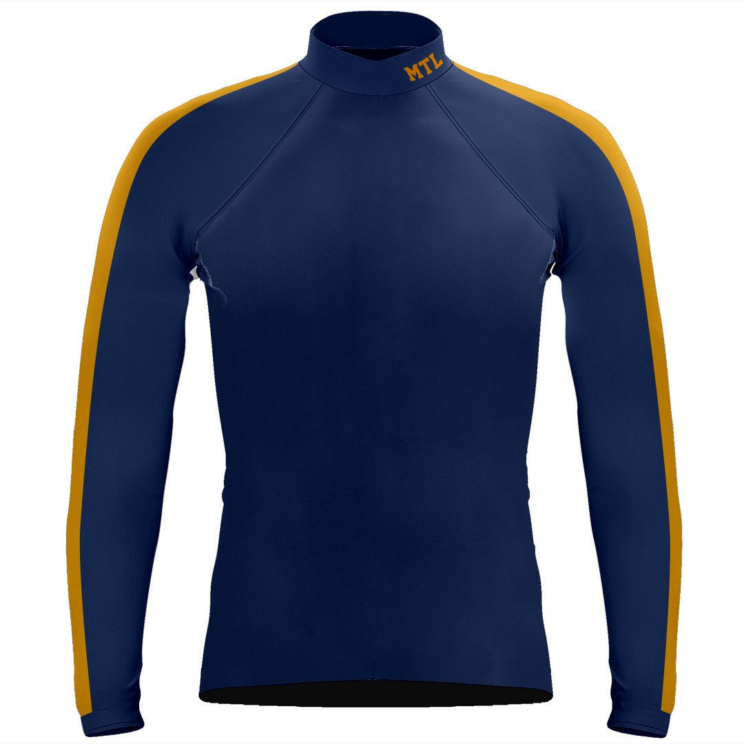 Long Sleeve MT Lebanon Rowing Warm-Up Shirt