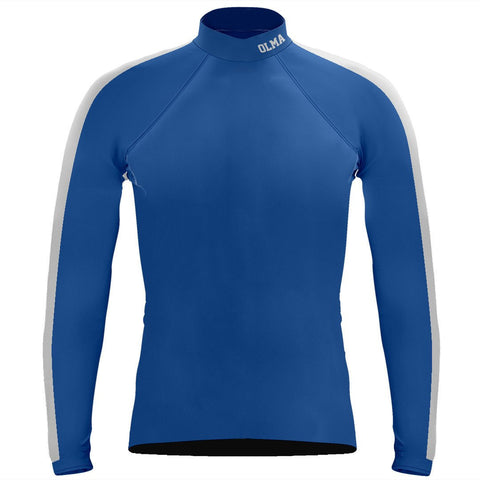 Long Sleeve OLMA Rowing Gear Warm-Up Shirt