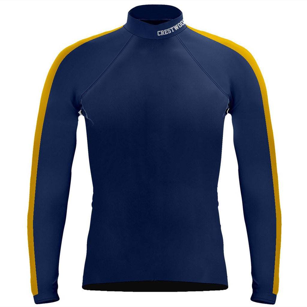 Long Sleeve Crestwood Crew Warm-Up Shirt