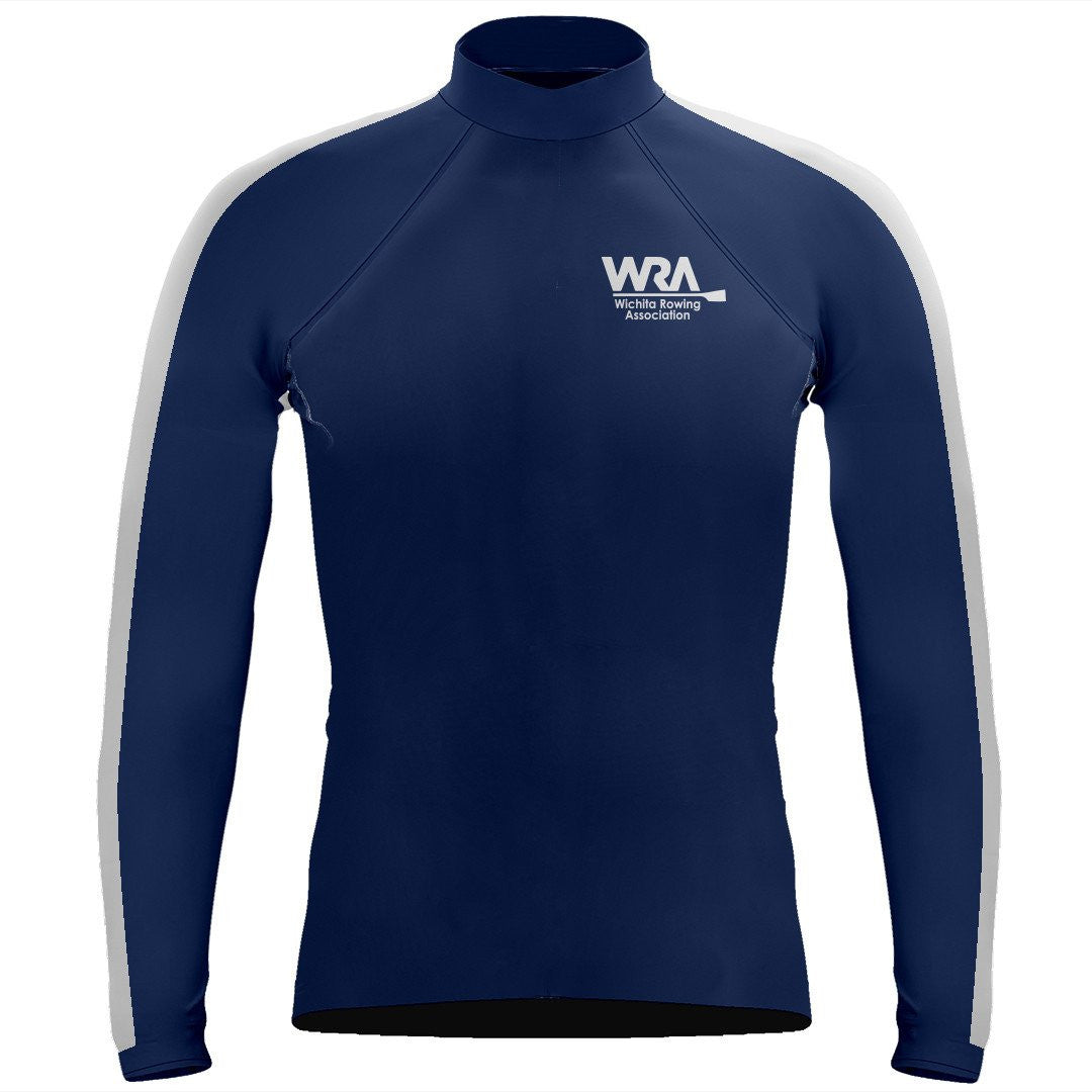 Long Sleeve Wichita Rowing Association Warm-Up Shirt