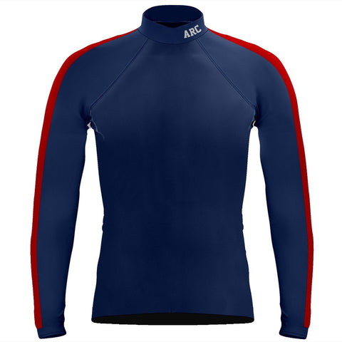 Long Sleeve Austin Rowing Club Warm-Up Shirt