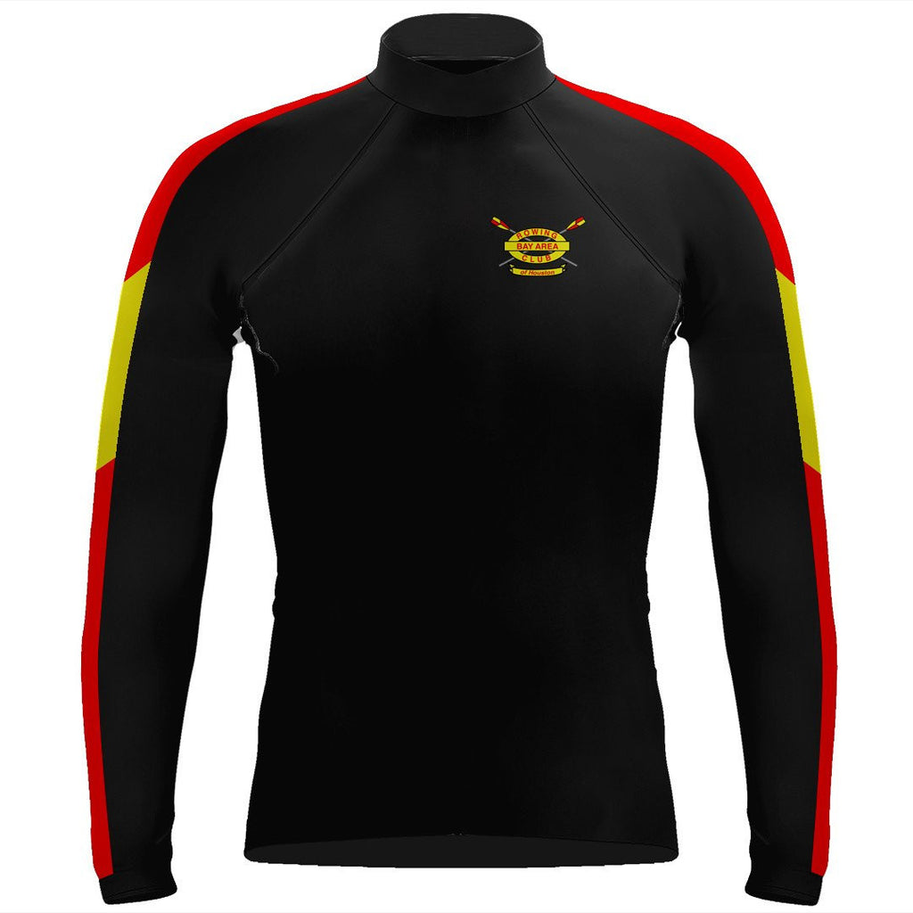 Long Sleeve Bay Area Rowing Club Warm-Up Shirt