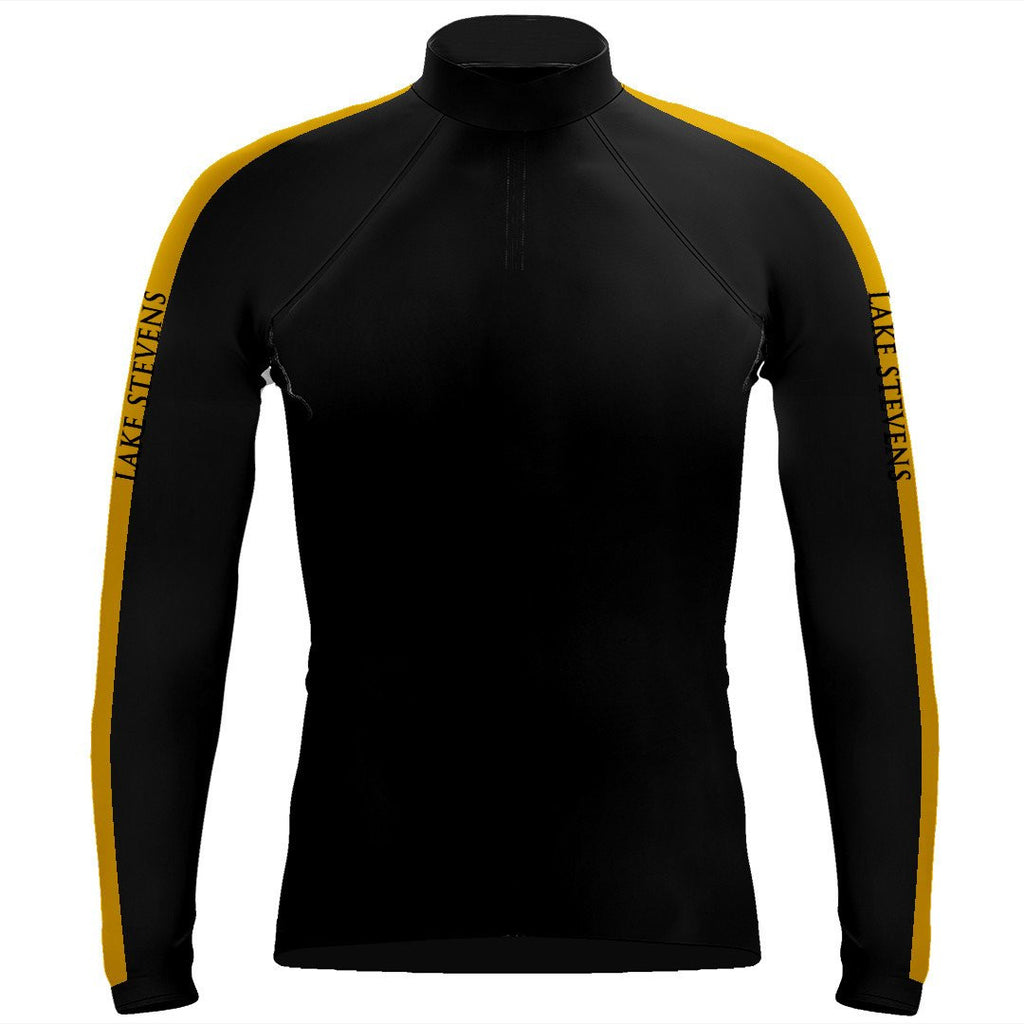 Long Sleeve Lake Stevens Rowing Club Warm-Up Shirt