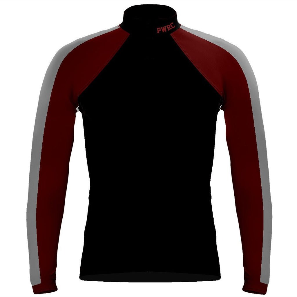 Long Sleeve Prince William Rowing Club Warm-Up Shirt