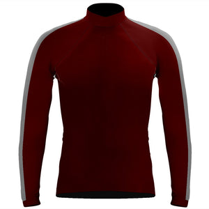 Long Sleeve Nutley Crew Warm-Up Shirt