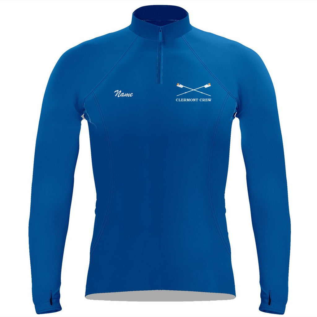 Clermont Crew Ladies Performance Thumbhole Pullover