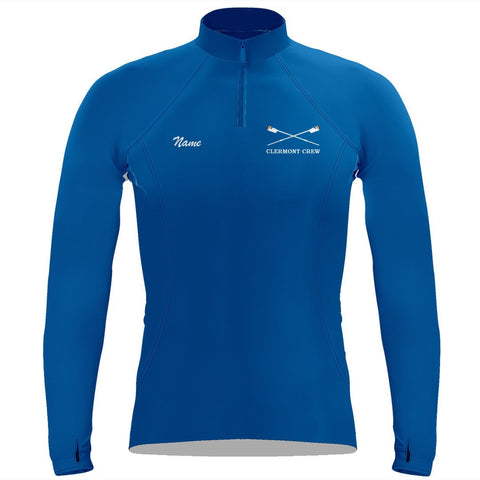 Clermont Crew Ladies Performance Thumbhole Sweatshirt