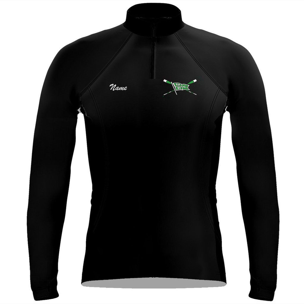 Minneapolis Rowing Club Ladies Performance Thumbhole Pullover