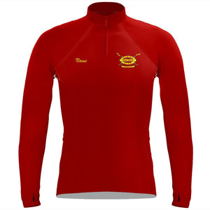 Bay Area Rowing Club Ladies Performance Thumbhole Pullover