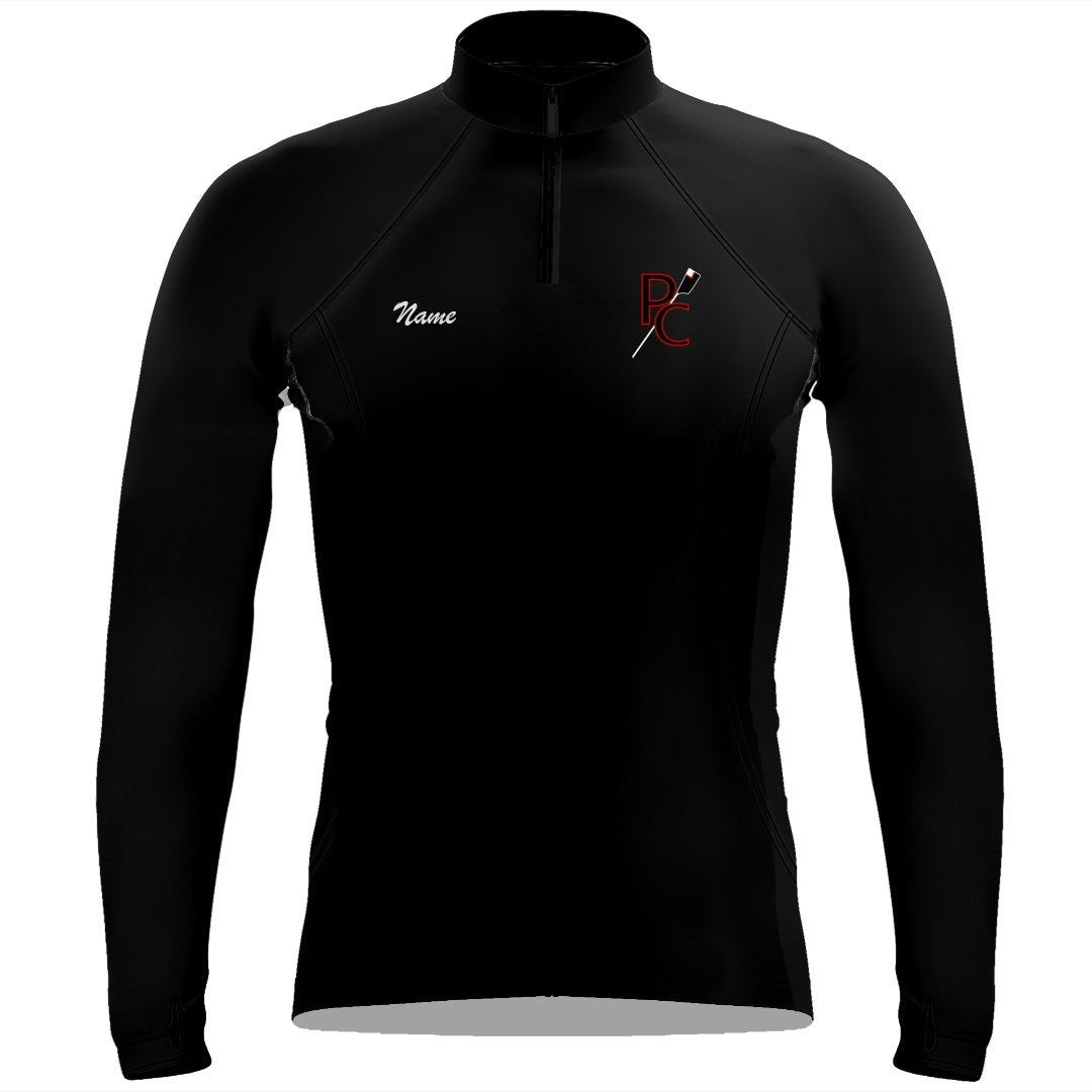 Park City Rowing Academy Ladies Performance Thumbhole Pullover