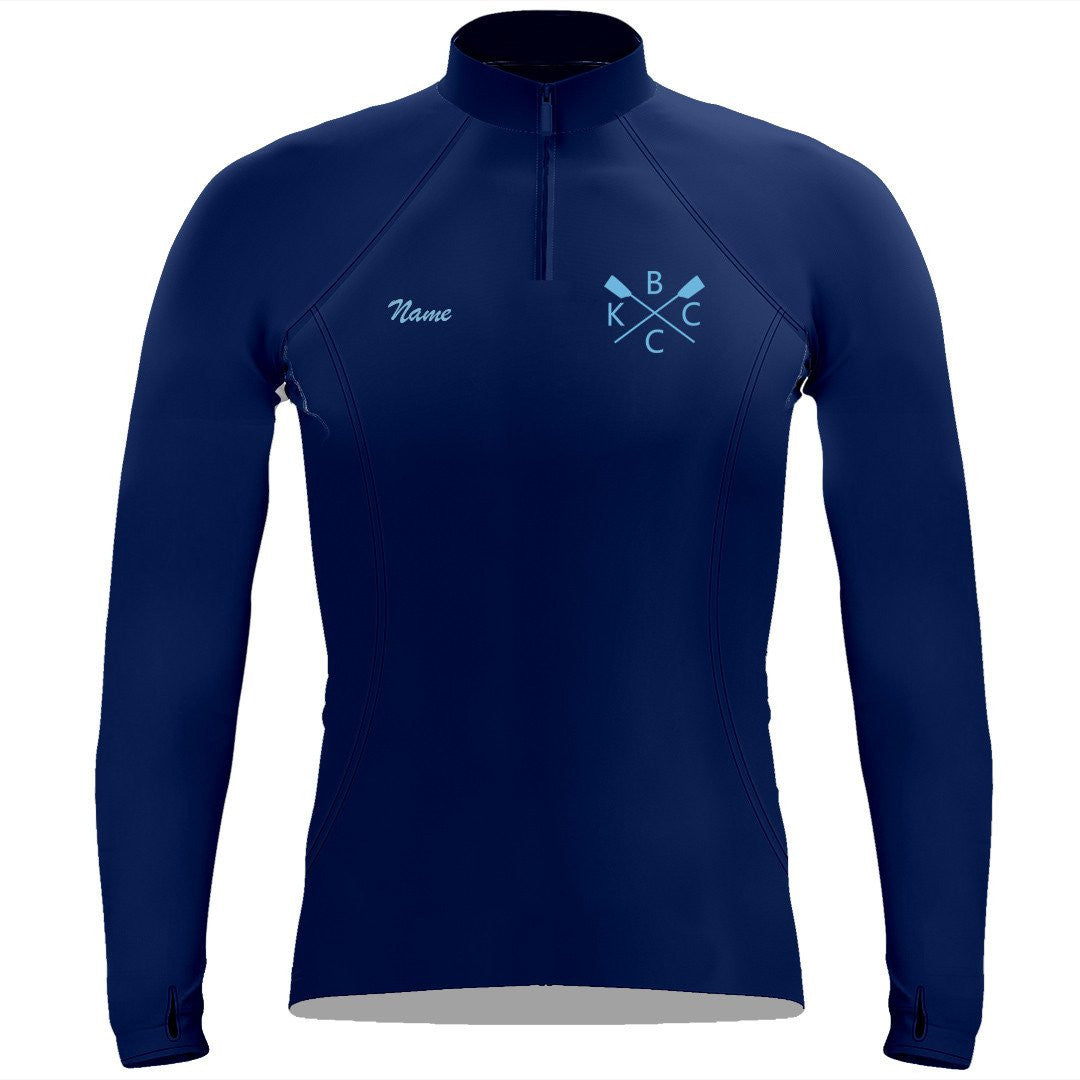 Kansas City Boat Club Ladies Performance Thumbhole Pullover