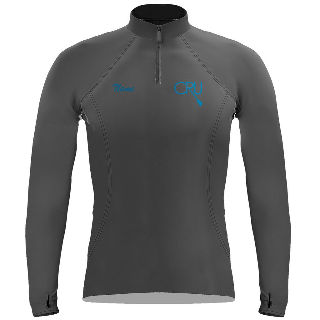 Chicago Rowing Union Ladies Thumbhole Performance Pullover