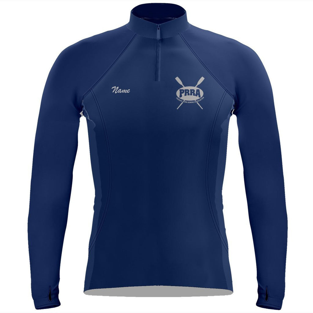 Passaic River Rowing Association Ladies Performance Thumbhole Pullover