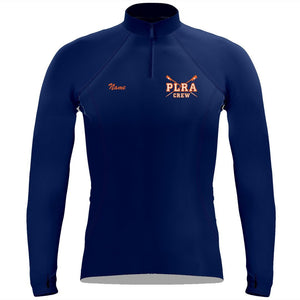 Portage Lake Rowing Association Ladies Performance Thumbhole Pullover
