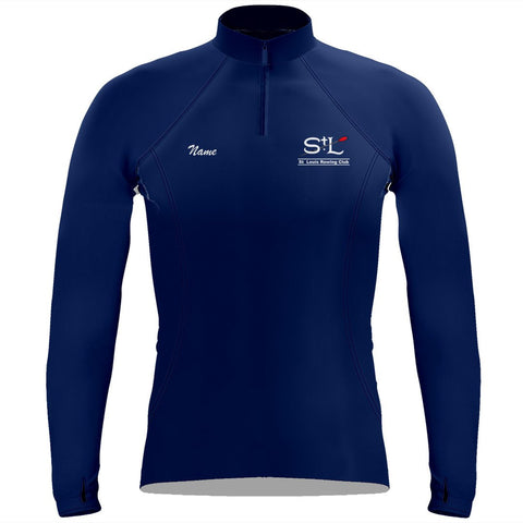 St Louis Rowing Club Ladies Pullover Sweatshirt w/ Thumbhole