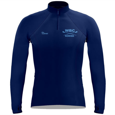 Williamsburg Boat Club Ladies Performance Thumbhole Sweatshirt