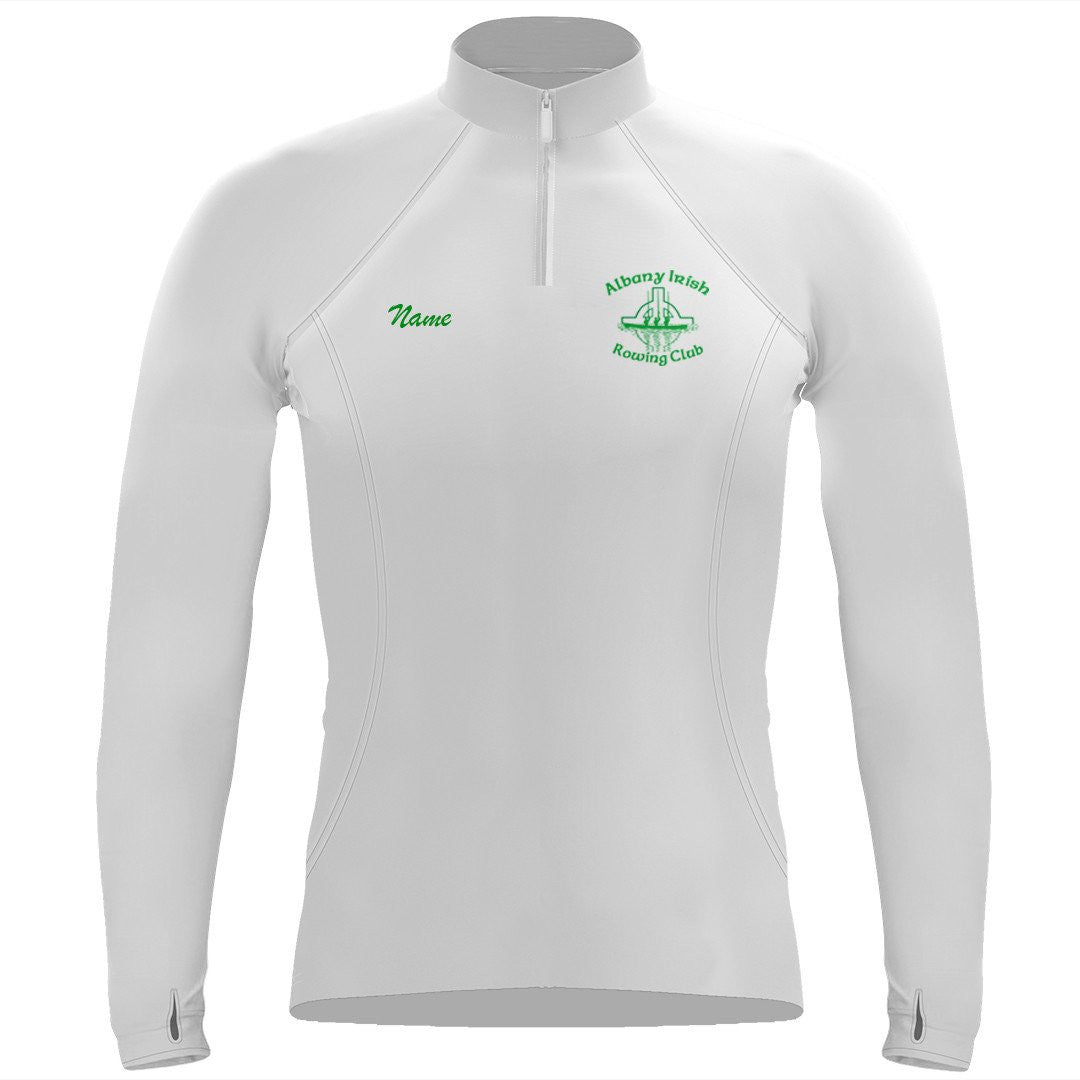 Albany Irish Rowing Club Ladies Performance Thumbhole Pullover
