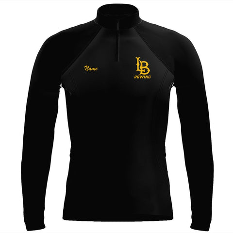 Long Beach Rowing Ladies Performace Thumbhole Sweatshirt