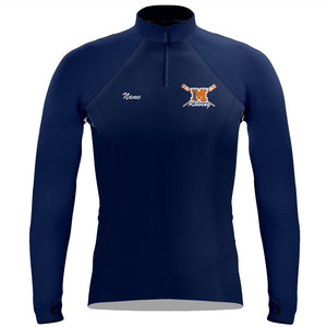 Maury Crew Ladies PerformanceThumbhole Pullover
