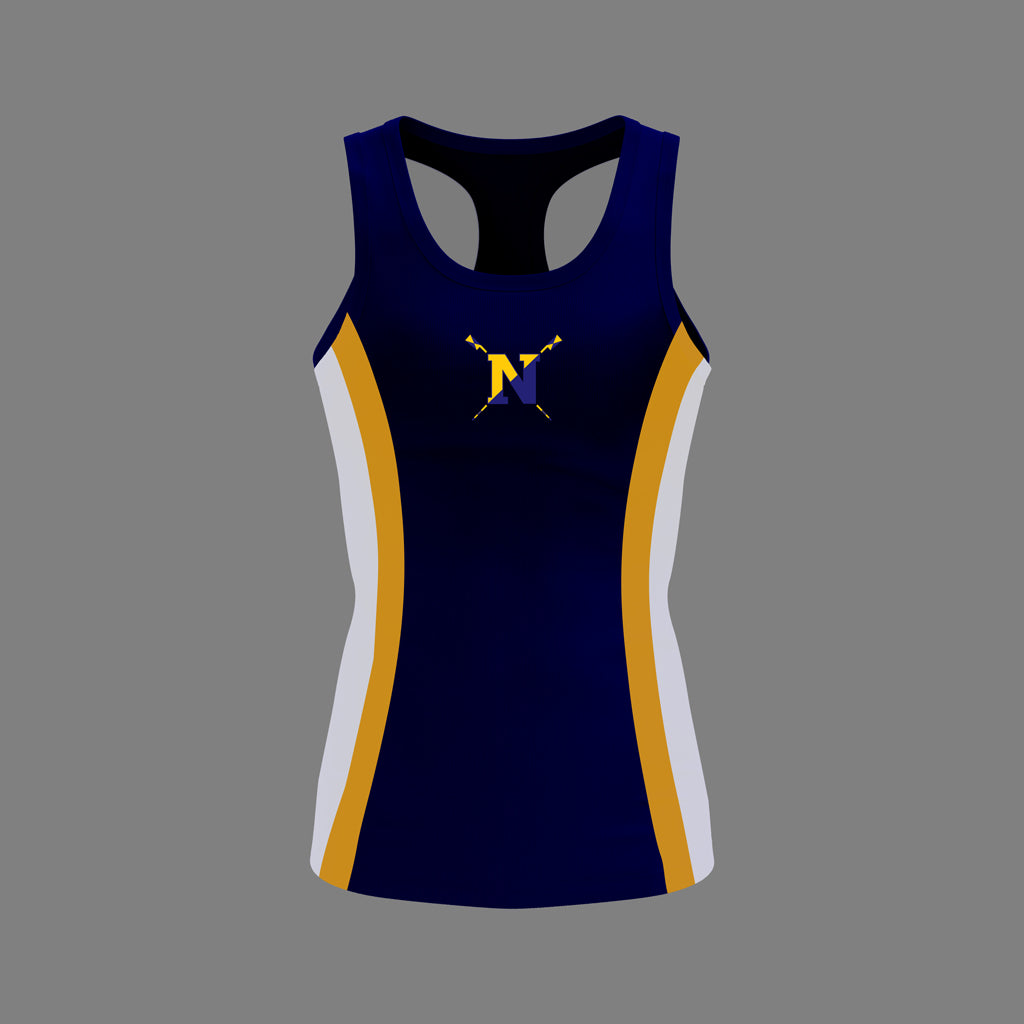 Northampton Community Rowing Women's T-back Tank