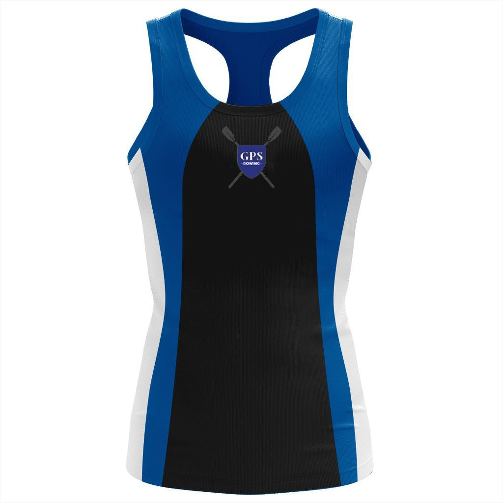 Girls Prep School Crew Women's Racer Tank