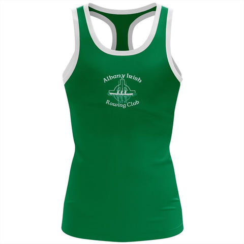 Albany Irish Rowing Club Women's T-back Tank