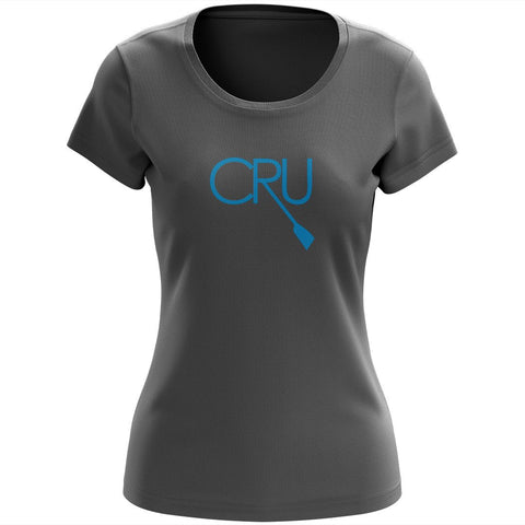100% Cotton Chicago Rowing Union Women's Team Spirit T-Shirt