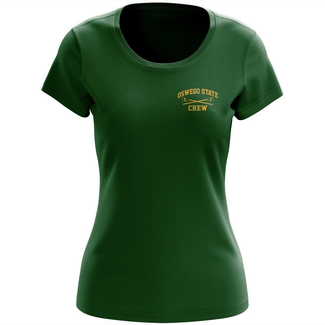 East Grand Rapids Crew Embroidered Performance Ladies Polo