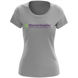 100% Cotton Sterne Kessler Women's Team Spirit T-Shirt