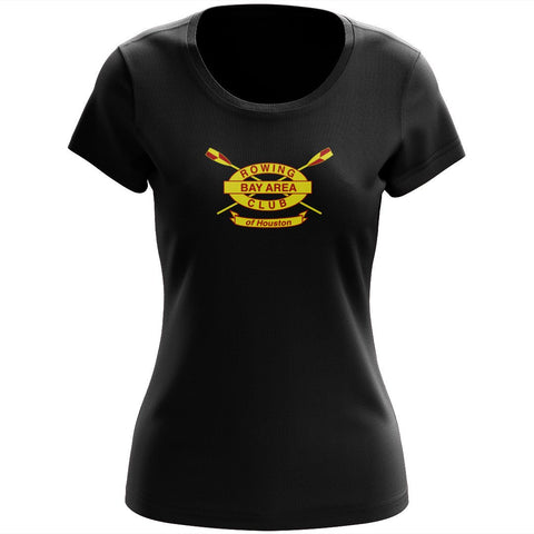 100% Cotton Bay Area Rowing Club Women's Team Spirit T-Shirt