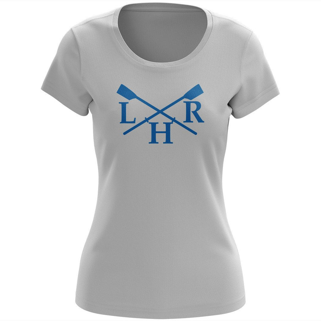 100% Cotton Lake Houston Rowing Women's Team Spirit T-Shirt