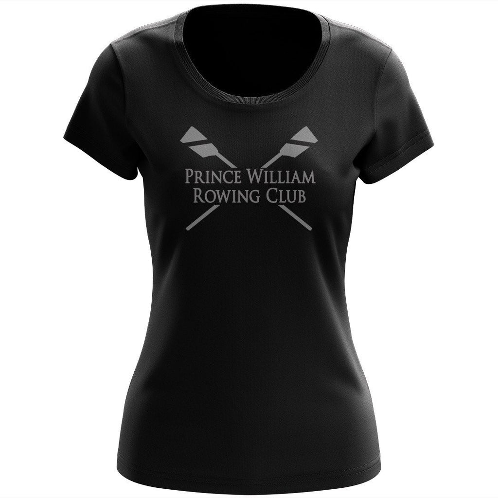 100% Cotton Prince William Rowing Club Women's Team Spirit T-Shirt