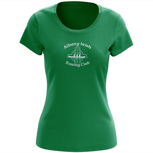 100% Cotton Albany Irish Rowing Club Women's Team Spirit T-Shirt