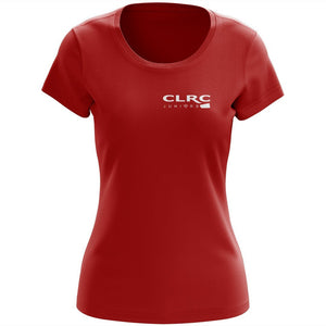 100% Cotton Crystal Lake Rowing Club Junior Women's Team Spirit T-Shirt