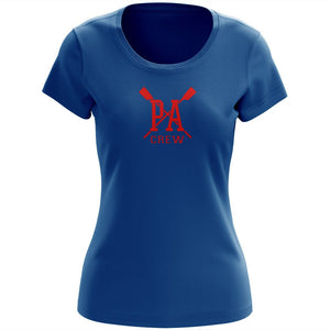 100% Cotton Princess Anne Crew Women's Team Spirit T-Shirt