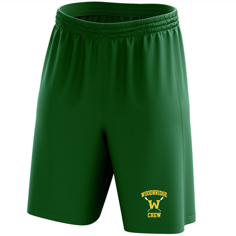 Custom Woodbridge Crew Mesh Shorts
