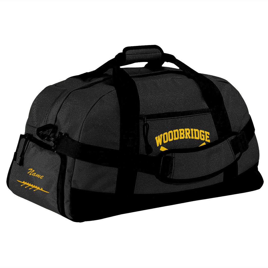 Woodbridge Crew Team Race Day Duffel Bag