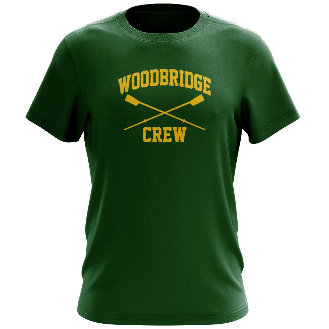 100% Cotton Woodbridge Crew Men's Team Spirit T-Shirt