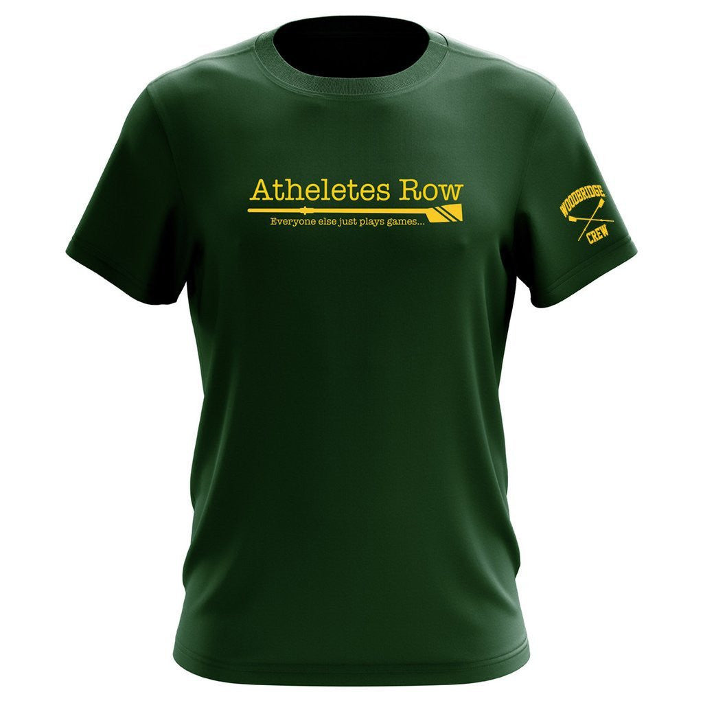 Woodbridge - Athletes Row T-Shirt