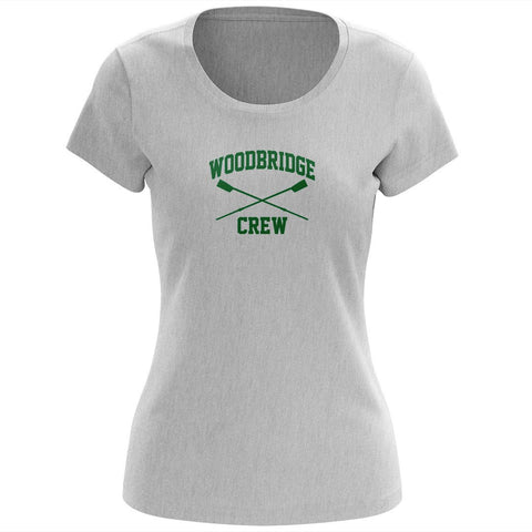 100% Cotton Woodbridge Crew Women's Team Spirit T-Shirt