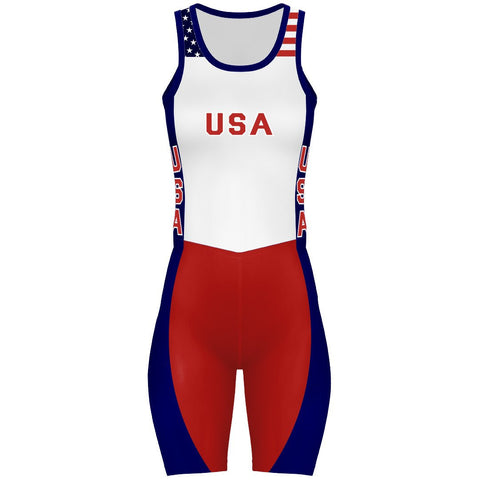 American Custom Fully Sublimated Unisuits
