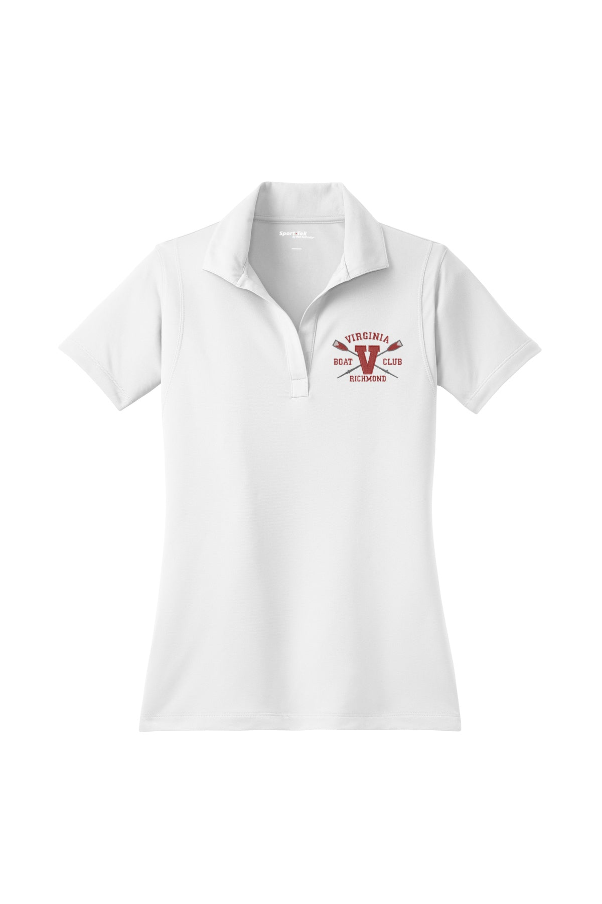 Virginia Boat Club Embroidered Performance Ladies Polo