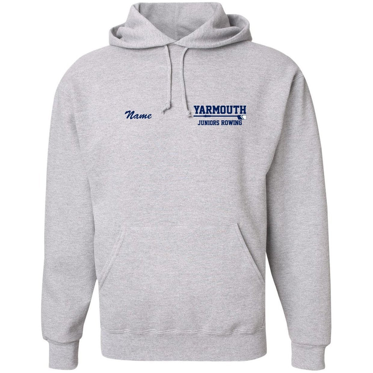 50/50 Hooded Yarmouth Rowing Pullover Sweatshirt