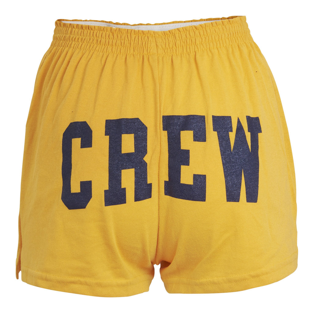 SxS Crew Butt Shorts (Yellow)