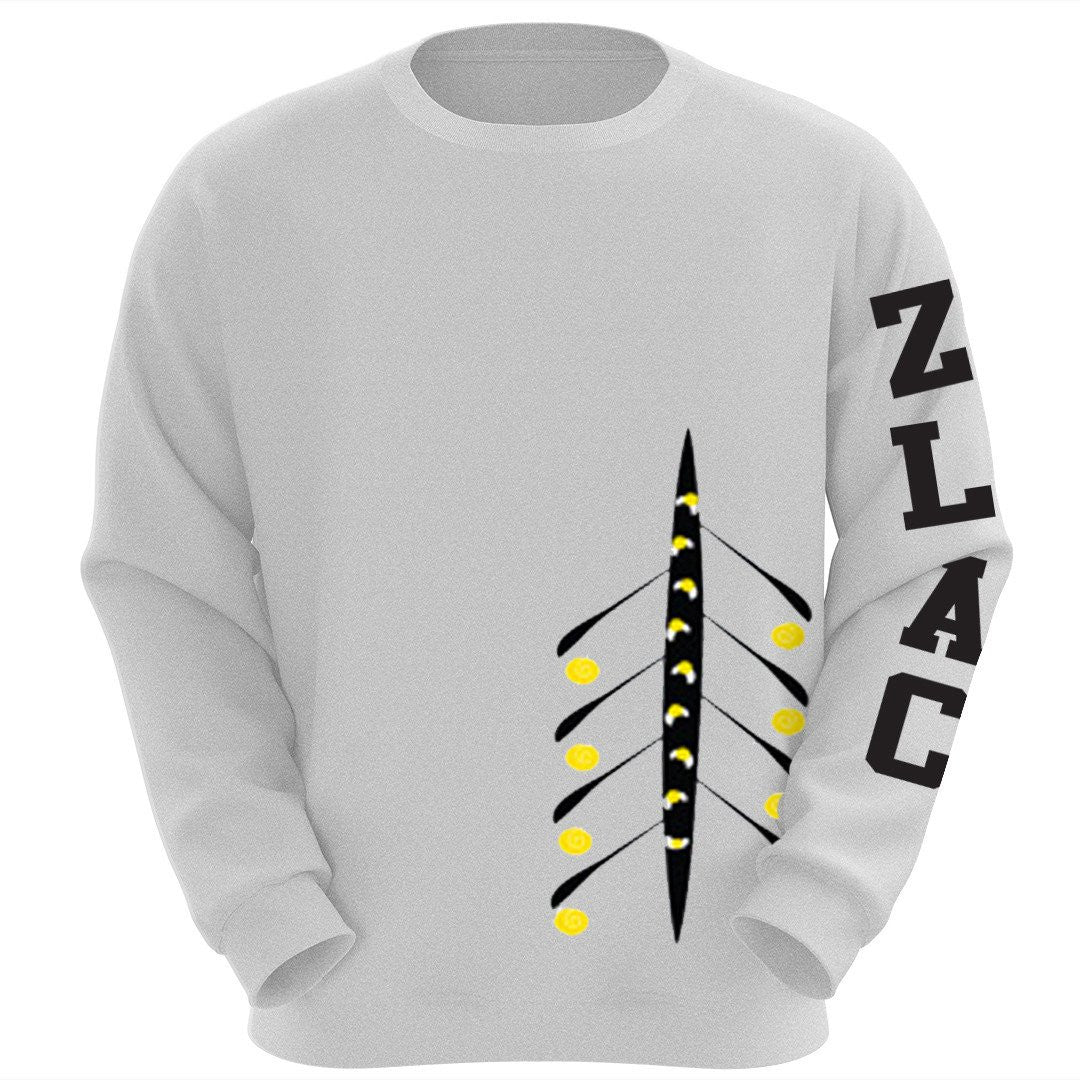 ZLAC Heather 8 design Crewneck